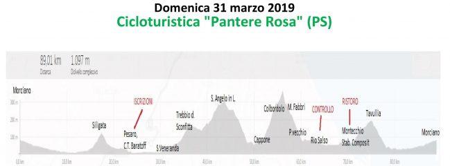 Domenica 31-mar-2019 Pantere Rosa Pesaro