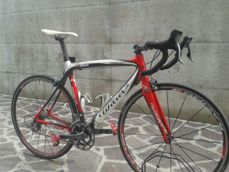 [Vendo] Bici Corsa Wilier Izoard