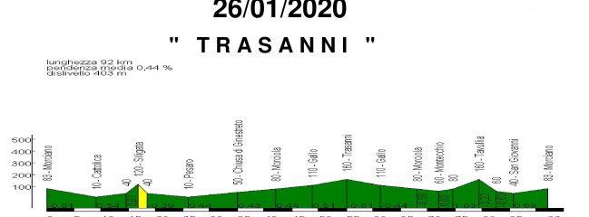 Domenica 26-gen-2020 Trasanni