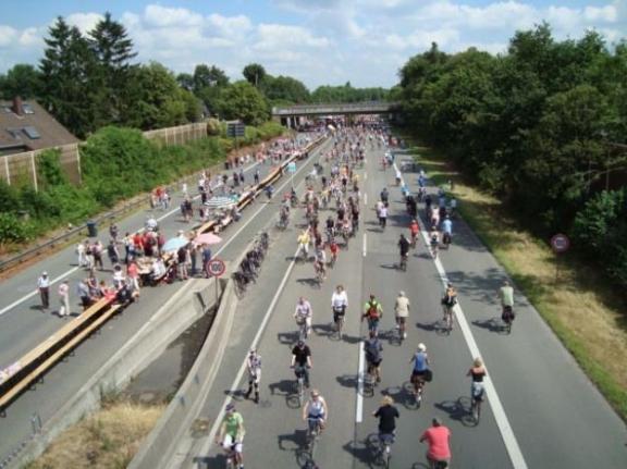 Autostrade ciclabili